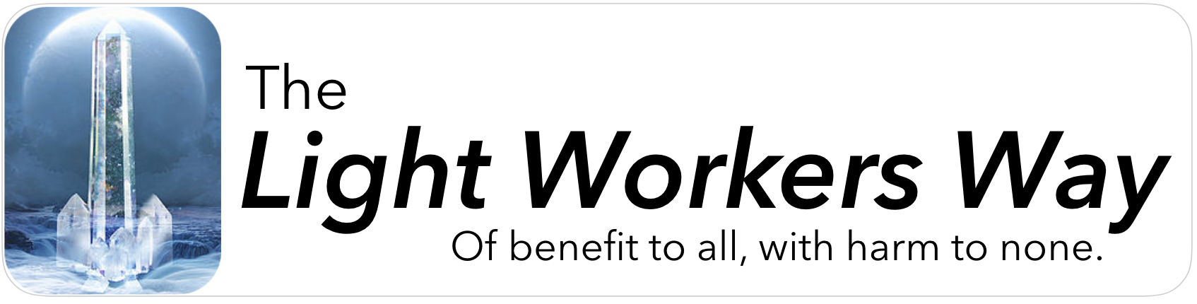 The Light Workers Way Logo